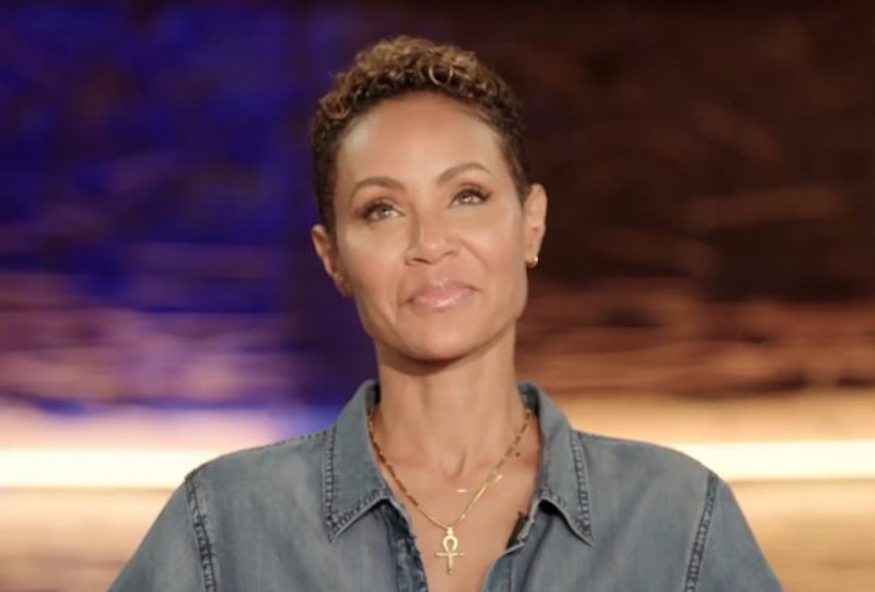 Jada Pinkett Smith speaks about her affair with August Alsina on an episode of her Facebook show, Red Table Talk.