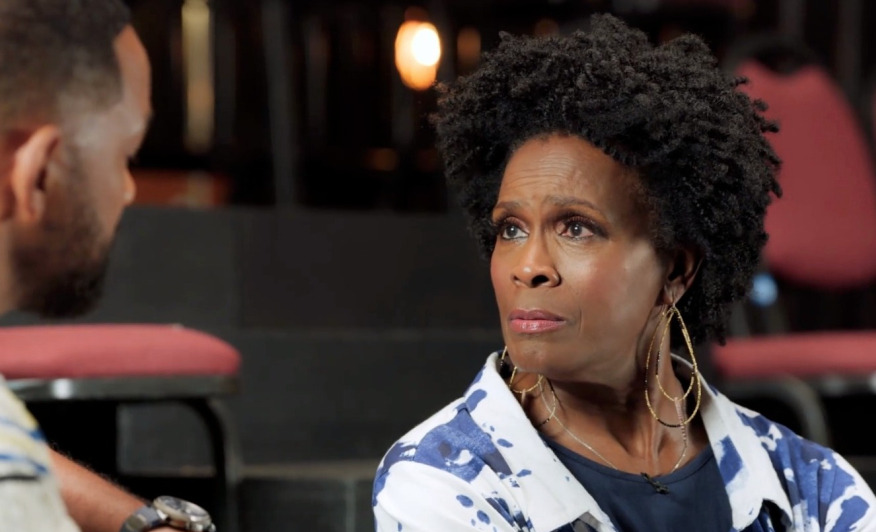 Former star of the Fresh Prince of Bel-Air, Janet Hubert sits down for an interview with actor Will Smith.
