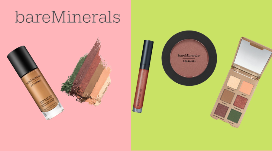 Some amazing products from the bareMinerals brand. I purchased all of these items during my recent trip to the mall.
