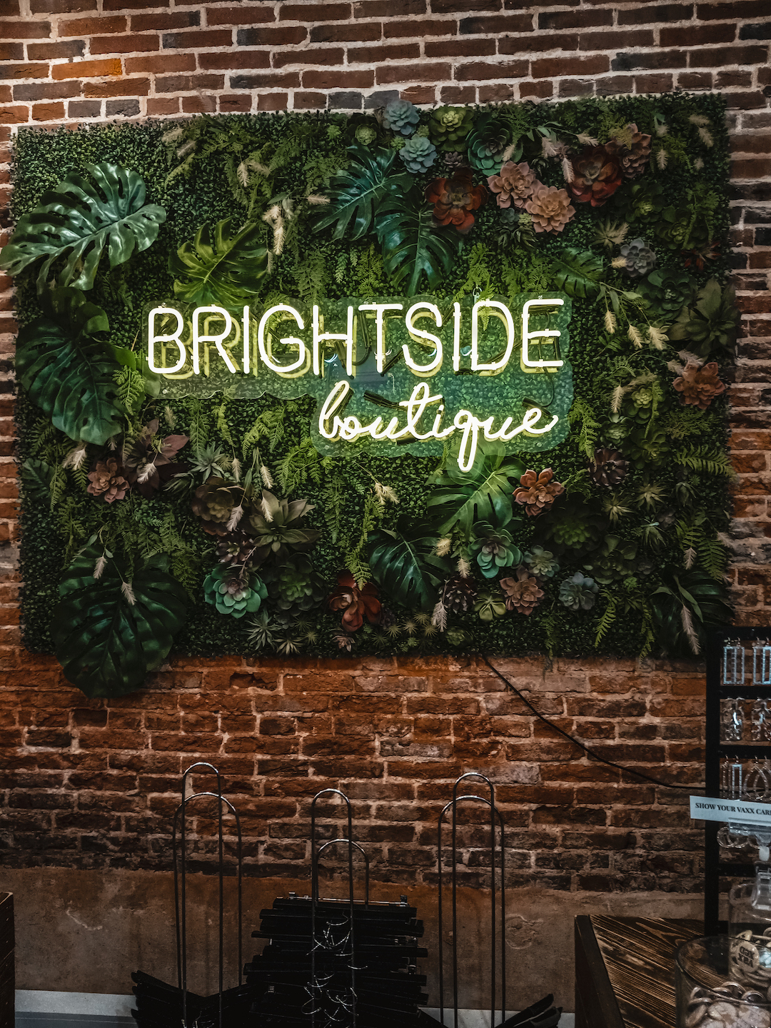 Brightside Boutique in Annapolis, Maryland