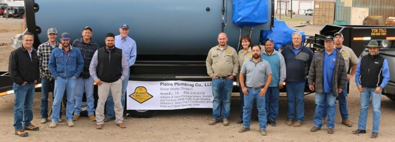 Plains Plumbing Team