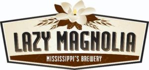 lazy magnolia brewery on tap at Scallop Cove local craft beer Growler Station