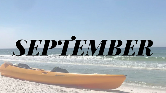 Things to do in September in Cape San Blas