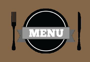 menu at Scallop Cove Cove Cafe in Cape San Blas