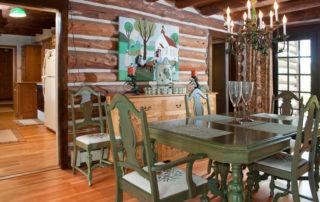 Hermitage formal dining room