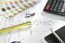 Blueprint Used by Handyman Golden and Kitchen Remodeling Contractors Near Me