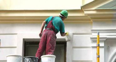 Home Remodeling Contractors Painting Exterior