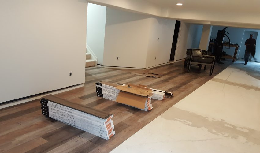 Completing Basement Remodeling Arvada