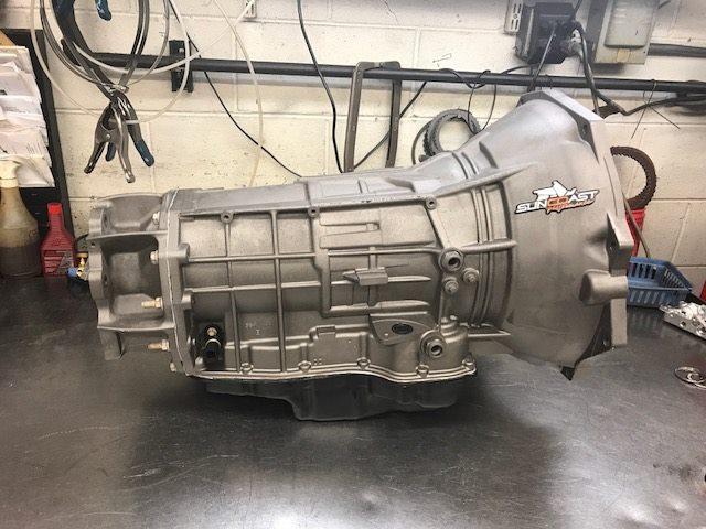 Total Transmission & Gear