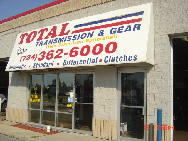 Total Transmission & Gear