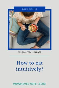 How to Eat Intuitively