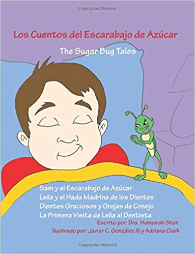 Image of the Sugar Bug Tales (Los Cuentos del Escarabajo de Azucar)