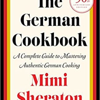 Image of The German Cookbook
