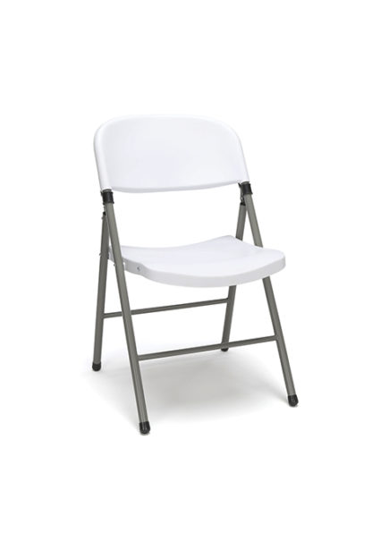 ESS-5000 4-pack plastic folding chair