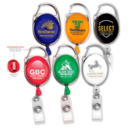 RBRCA Key Badge Holder