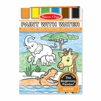 Safari Paint with Water Kids 3175