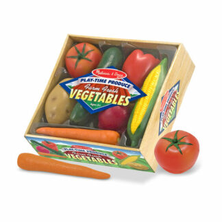 Play-Time Produce Vegetables - Play Food - 4083