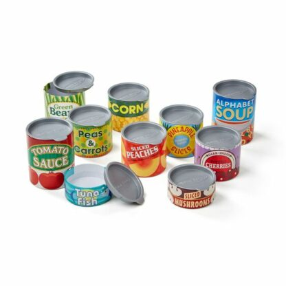 Let's Play House! Grocery Cans - 4088