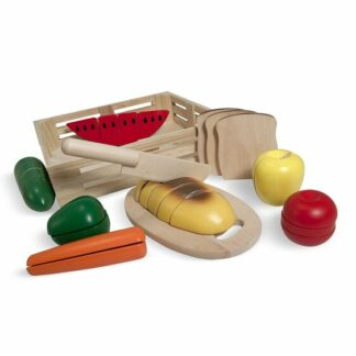 Cutting Food - Wooden Play Food - 487