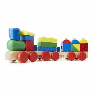Stacking Train Toddler Toy - 572