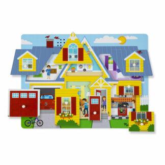 Around the House Sound Puzzle - 734