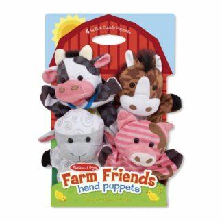 Farm Friends Hand Puppets - 9080