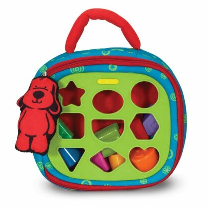 Take-Along Shape Sorter Baby and Toddler Toy - 9185