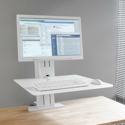 33-407-082 WorkFit-SR One Monitor White 02
