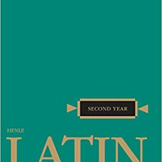 Henle Latin Second Year First Edition