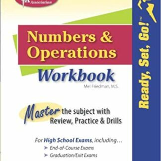 Numbers and Operations Workbook (Ready, Set, Go!)