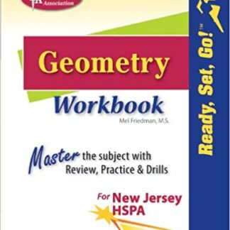 Geometry Workbook (Ready, Set, Go!)