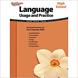 Language:  Usage and Practice:  Reproducible High School 1st Edition