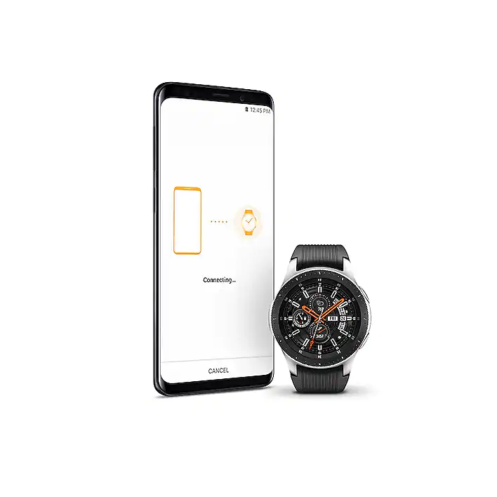 Samsung Galaxy Watch - Android and iOS Compatible