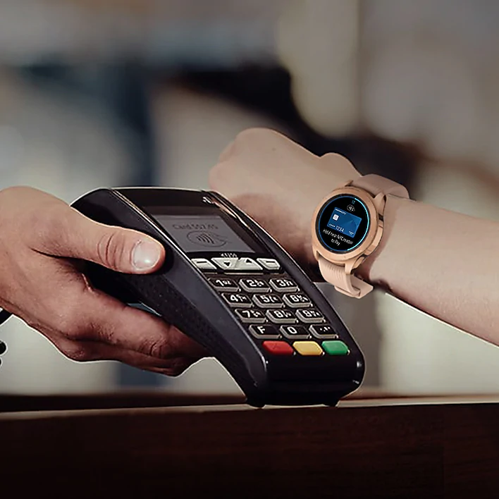 Samsung Galaxy Watch - Pay With Your Watch