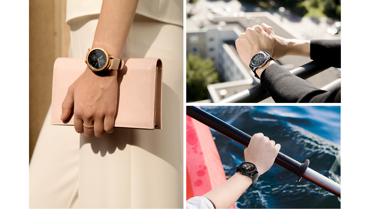 Samsung Galaxy Watch Size and Style