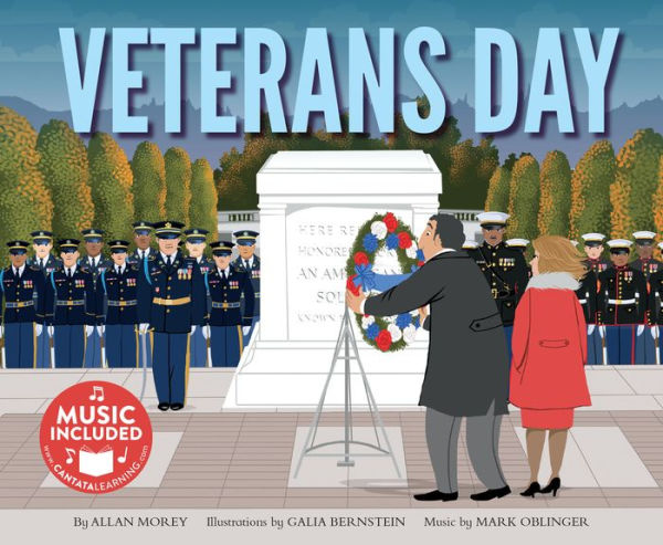Veterans Day (Holidays in Rhythm and Rhyme)