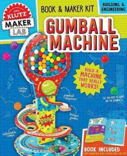 Klutz: Maker Lab: Gumball Machine