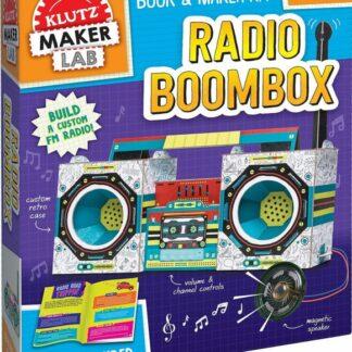 Klutz: Radio Boombox