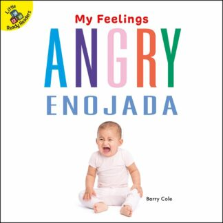 My Feelings: Angry Enojada