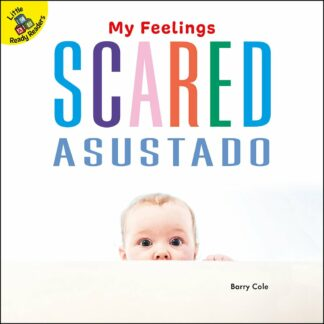 My Feelings: Scared Asustado (Board Books)