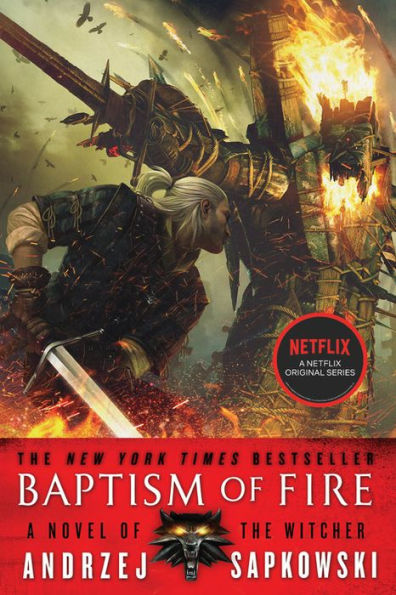 Baptism of Fire (Witcher Series #3) (Paperback)