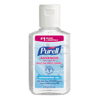 Purell Advanced Hand Sanitizer 2 FL OZ (59 mL)