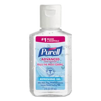 Purell Advanced Hand Sanitizer 2 FL OZ (59 mL)