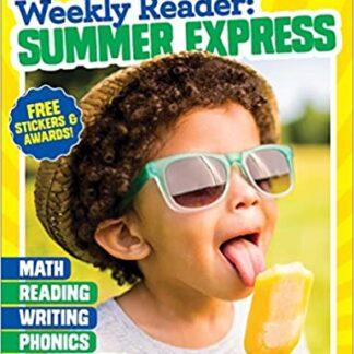 Weekly Reader: Summer Express (Between Grades K & 1) Workbook