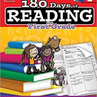 180 Days of Reading: Grade 1