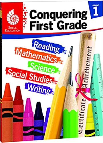 Conquering First Grade – Student Workbook (Paperback)