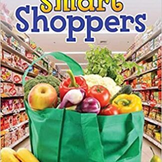 Life in Numbers: Smart Shoppers - TIME FOR KIDS® - 1st Grade Reading Level - Great for Beginning Readers - 16 Pages (Time for Kids Nonfiction Readers)