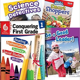 Conquering First Grade, 4-Book Set
