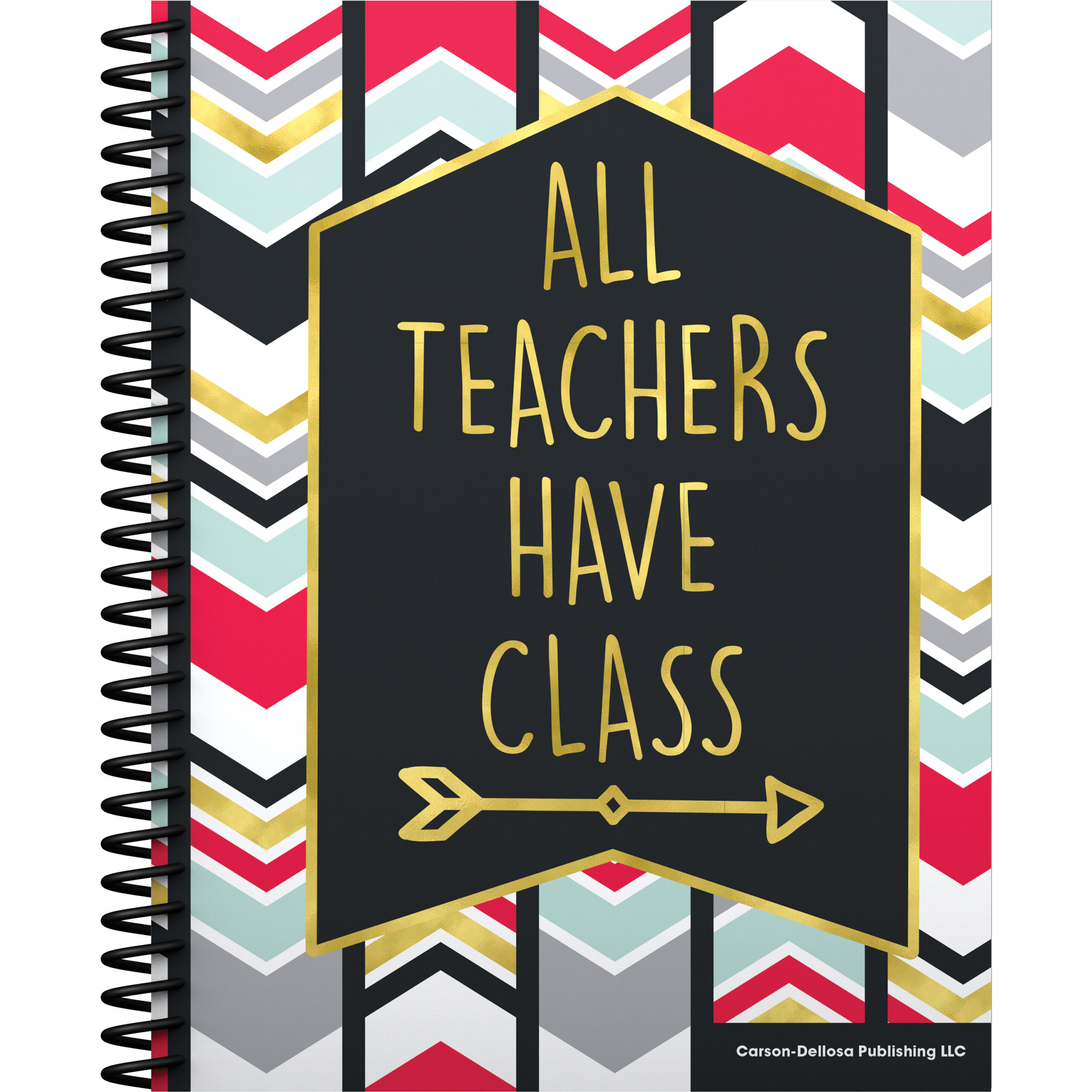 Aim High Teacher Planner (Paperback) (Copy)