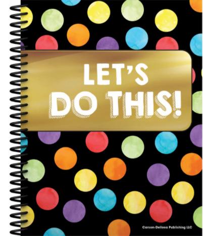 Celebrate Learning Teacher Planner (Paperback)